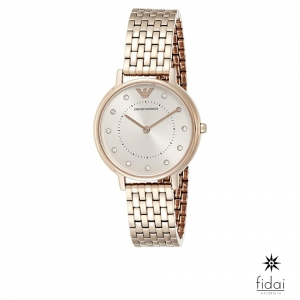 Emporio Armani For Women Pink with Crystals