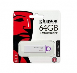 Flash Kingston Data Traveler G4 64GB