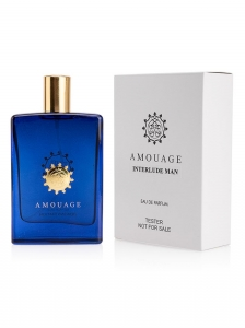 AMOUAGE Interlude Man (Տեստեր)