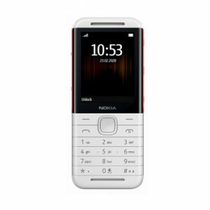 NOKIA 5310 (White Red)