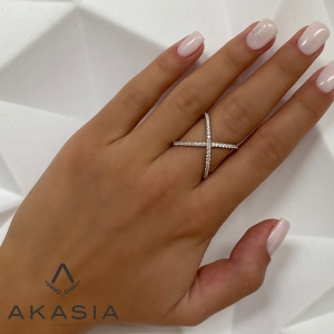 Akasia Jewellery Ring NR01a