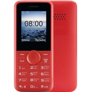 PHILIPS E169 Red