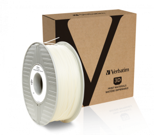 Verbatim PLA Filament 1.75mm 1kg - Transparent
