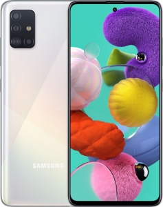 SAMSUNG GALAXY A51 4/64GB WHITE
