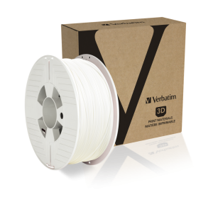 Verbatim PET-G Filament 1.75 mm 1kg - White