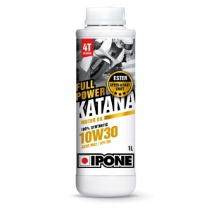 Շարժիչի յուղ - IPONE  FULL POWER KATANA 10W30 - 1L