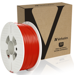 Verbatim PET-G Filament 1.75 mm 1kg - Red