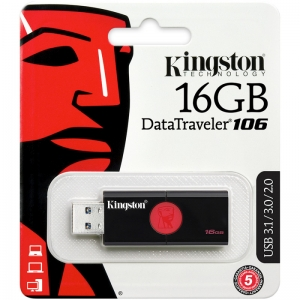 Flash Kingston Data Traveler 106  16GB