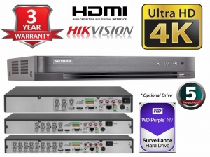HIKVISION DS-7216HUHI-K1 (Turbo HD 4.0)